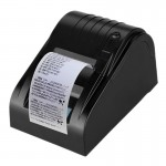 POS-5890T Portable 90mm / sec Thermal Receipt Printer, Compatible ESC/POS Command (Black)