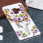 For Samsung Galaxy S9 Noctilucent Sika Deer Pattern TPU Soft Back Case Protective Cover, Small Quantity Recommended Before Samsu