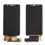 iPartsBuy 2 in 1 (LCD + Touch Pad) Digitizer Assembly for Motorola Droid Ultra / XT1080(Black)