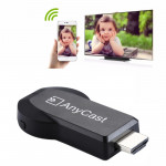 AnyCast M2 Plus Wireless WiFi Display Dongle Receiver Airplay Miracast DLNA 1080P HDMI TV Stick for iPhone, Samsung, and other A