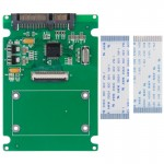 Cable ZIF CE SATA Card Converter - wewoo.fr