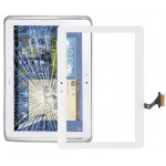 iPartsBuy Original Touch Screen Digitizer for Samsung Galaxy Note 10.1 N8000 / N8010(White)