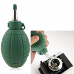 Grenade Rubber Dust Blower Cleaner Ball for Lens Filter Camera , CD, Computers, Audio-visual Equipment, PDAs, Glasses and LCD