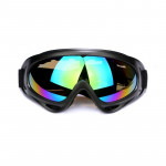 Motorcycle Parts Goggles Anti-UV Goggles Outdoor Windproof Glasses(Colour)