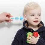 Ear-cleaner Children Gleamy Electric Gentle and Effective Ears Cleaning Device