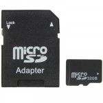 [HK Stock] 32GB High Speed Class 10 Micro SD(TF) Memory Card from Taiwan, Write: 8mb/s, Read: 12mb/s (100% Real Capacity)