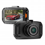 GS90C Car DVR Camera 2.7 inch LCD Screen HD 2304 x 1296P 170 Degree Wide Angle Viewing, Support Motion Detection / TF Card / G-S