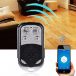 Sonoff Smart 433MHz Wireless 4 Buttons Metal Remote Controller, Remote Control Distance: 20-30m