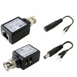 CCTV Twisted Pair Passive Video Transceiver