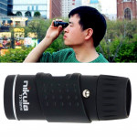 Nikula 7*18 Portable Professional High Times High Definition Dual Focus Zoom Monocular Pocket Telescope