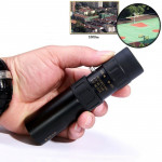 Nikula 10-30x25 Portable Professional High Times High Definition Night-vision Metal Telescope