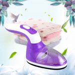 USB Charged And Battery Power Supplied Handle Rotatable Clothes Link Remover Machine(Purple)