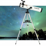 Visionking High Quality Astronomy (700/76mm) 3 inch Telescope Newtonian Reflector Astronomical Space Telescope