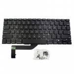 iPartsBuy US Version Keyboard, for Macbook Retian Pro 15 inch A1398 2013 2014 2015