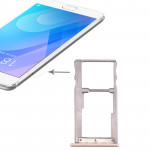 iPartsBuy SIM Card Tray, for Meizu Meilan E2(Gold)