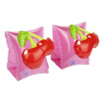 Children Inflatable Cherry Shape Arm Bands Floatation Sleeves Water Wings Swimming Floats, Size: 16x20x15cm