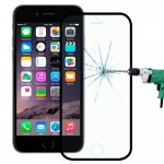 0.3mm Explosion-proof Full Screen Tempered Glass Film for iPhone 6 Plus(Black)