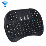 I8 2.4GHz Fly Air Mouse Wireless Mini Keyboard with Embedded USB Receiver for Android TV Box / PC(Black)