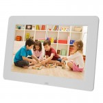 13 inch 1024 x 768 / 16:9 LED Widescreen Suspensibility Digital Photo Frame with Holder & Remote Control, Support SD / MicroSD /