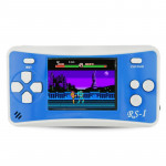 RS-1 Retro Portable Handheld Game Console, 2.5 inch 8 Bits True Color LCD, Built-in 152 Kinds Games(Blue)