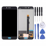 LCD Screen and Digitizer Full Assembly for OPPO R9sk(Black)
