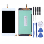 Original LCD Screen and Digitizer Full Assembly for Vivo Y53(White)