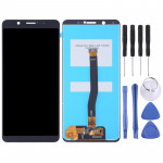 LCD Screen and Digitizer Full Assembly for Vivo Y75 / V7(Black)