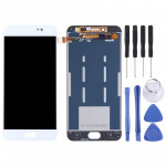 Original LCD Screen and Digitizer Full Assembly for Vivo Y67(White)