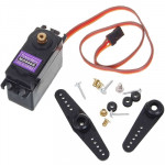 MG996R Metal Gear Digital Torque Servos with Gears and Parts