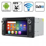 Rungrace 6.2 inch Android 4.2 Multi-Touch Capacitive Screen In-Dash Car DVD Player for TOYOTA with WiFi / GPS / RDS / IPOD / Blu