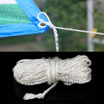10m Multi-purpose Utility Household Use Camping Gardening Rope Nylon Braided Cord