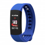 Bracelet connecté Smartwatch Fitness Tracker 0.96 pouces TFT Smart Bracelet, IP67 Étanche, Mode Sport Support / Moniteur de F...