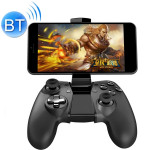 NEWGAME Q1 Bluetooth + 2.4GHz Wireless Gaming Controller Grip Game Pad with Bracket, For Android / iOS / PC