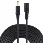 2m 22AWG 5.5 x 2.1mm Female to Male DC Power Supply Plug Extension Cable for Laptop