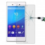 0.3mm Explosion-proof Tempered Glass Film for Sony Xperia M4 Aqua