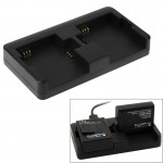 Dual Battery Charger for GoPro Hero4 / 3+ / 3