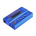 iMax B6 Digital LCD RC Lipo NiMh Battery Balance Charger(Blue)