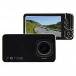 G636 2.7 inch Screen Display Car DVR Recorder, Support Loop Recording / Motion Detection / G-Sensor / Night Vision Function