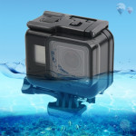 45m Waterproof Housing Protective Case + Touch Screen Back Cover for GoPro NEW HERO /HERO6 /5, with Buckle Basic Mount & Screw,