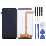 LCD Screen and Digitizer Full Assembly for Ulefone MIX 2(Black)