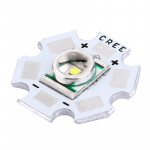 CREE 5W High Brightness LED Light Bulb for Flashlight, Luminous Flux: 400-500lm