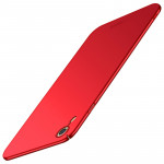 MOFI Frosted PC Ultra-thin Full Coverage Protective Case for iPhone XR (Red)
