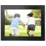 8 inch LED Display Multi-media Digital Photo Frame with Holder & Music & Movie Player, Support USB / SD / SDHC / MMC Card Input(