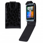 High Quality Leather Case for HTC Wildfire S / G13
