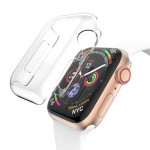 Full Coverage PC Case for Apple Watch Series 4 44mm(Transparent)