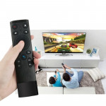 Q5 2.4G RF 3D Brushed Fashion Somatosensory Universal Air Mouse Remote Controller