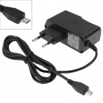 Micro USB Charger for Tablet PC / Mobile Phone, Output: DC 5V / 2A ,EU Plug