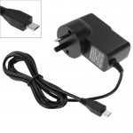 Micro USB Charger for Tablet PC / Mobile Phone, Output: DC 5V / 2A ,AU Plug