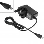 Micro USB Charger for Tablet PC / Mobile Phone, Output:5V / 2A ,UK Plug