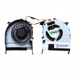 3 Pin 1.56W Laptop Radiator Cooling Fan CPU Cooling Fan for Toshiba Satellite M800 / M805